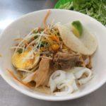 【ベトナム旅行】ダナン名物 ミークワンが美味しいお店