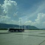 【ボスニア旅行2018GW】サラエボ空港から市街地への交通&ホテル