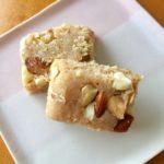 【レシピ】インドのお菓子「バルフィ」をココナッツたっぷりで再現!