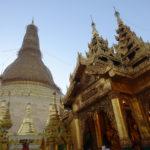 【ミャンマー2018秋】寺院の知識がなくても楽しいシュエダゴン・パゴダ