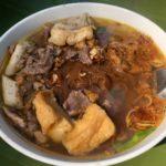 【ハノイで食べるべき!】ベトナム北部のカニすぎる名物麺「バインダークア」が美味しいお店