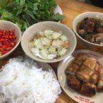 【ハノイ2019】フォーより人気!北部の名物麺「ブンチャー」が美味しいお店